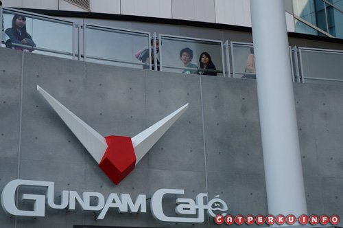 Temukan semua yang berkaitan dengan Gundam di Gundam Cafe!