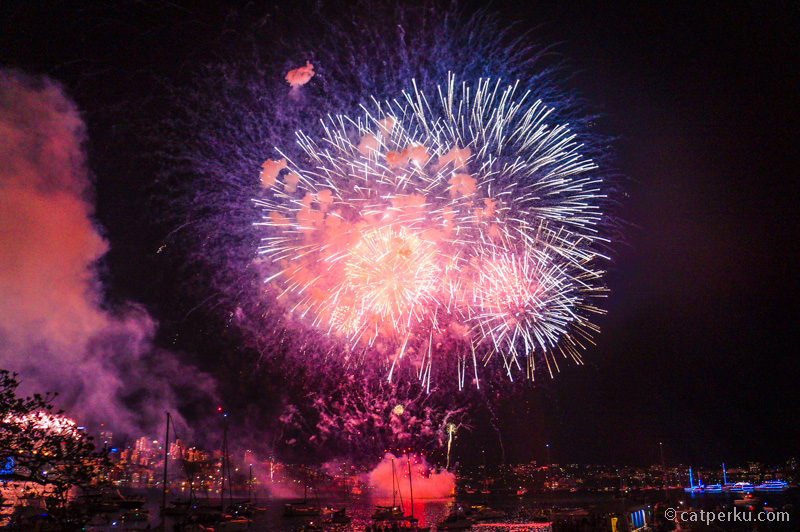 Biasanya tahun baru jatuh ketika awal musim panas, moment yang pas untuk berlibur ke Sydney untuk menikmati indahnya kembang api tahun baru!