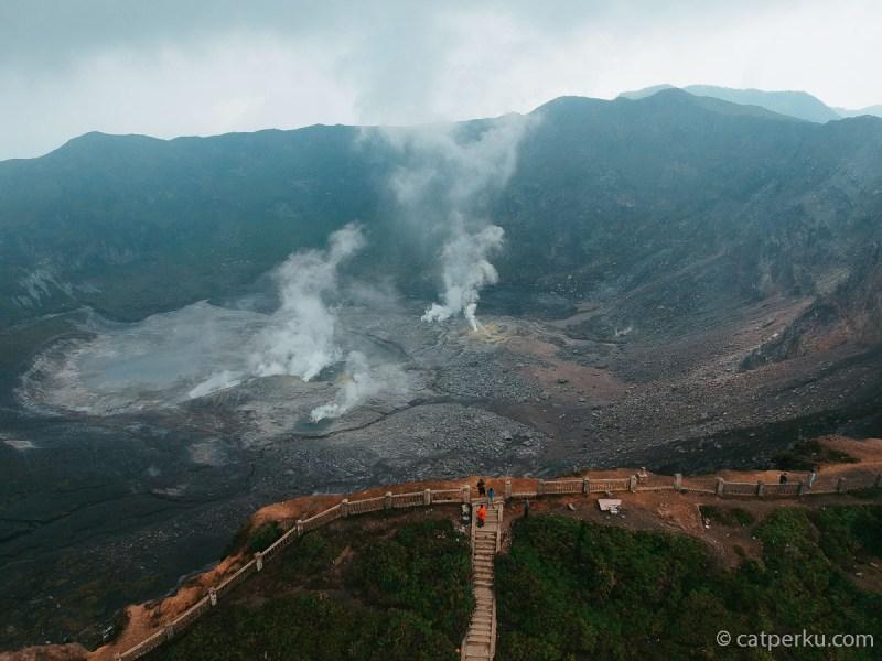 Bukit Kaba ini adalah salah satu tempat wisata andalan Desa Sumber Urip.