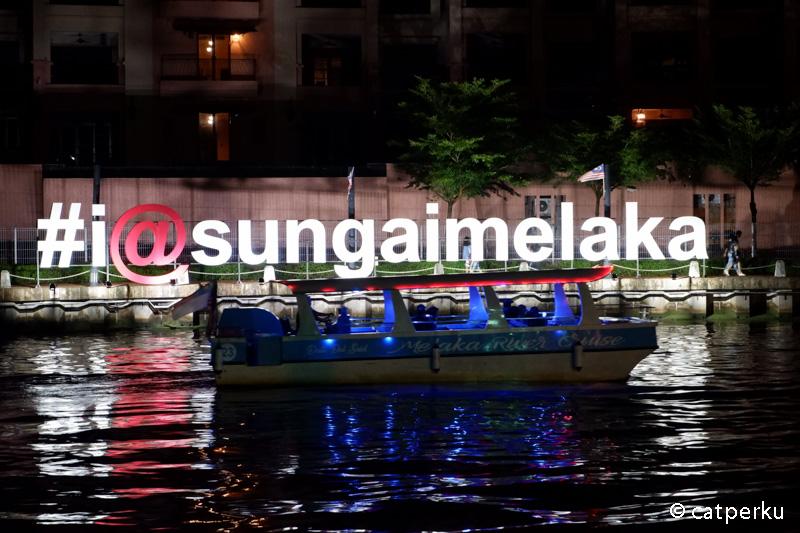 Cobain Naik Melaka River Cruise kalau liburan ke Melaka ya!
