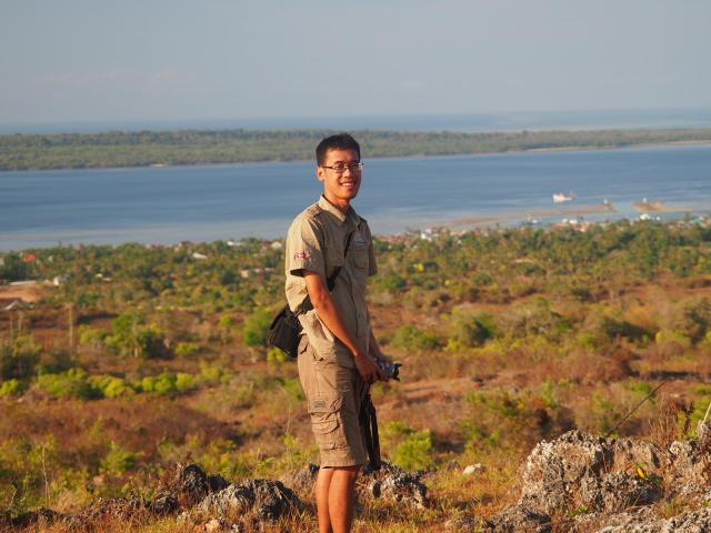 Travel Blogger Rijal Fahmi Mohamadi