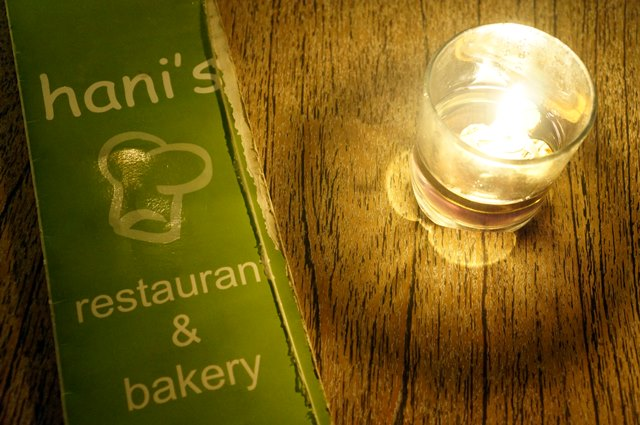 Hani's Restaurant and Bakery di Prawirotaman dengan menu yang bervariasi