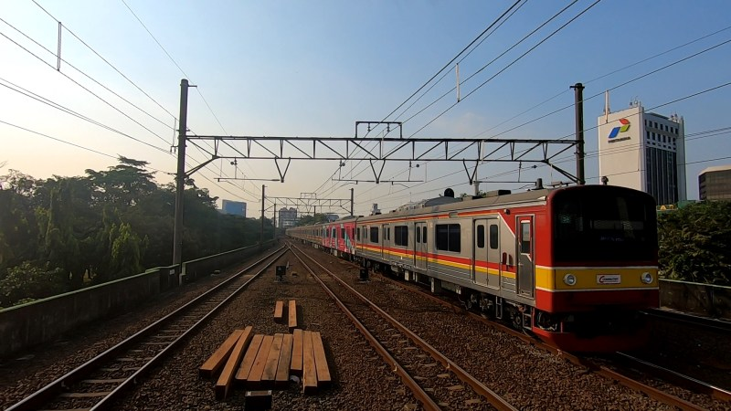 Informasi Rute Commuterline : rute KRL Jakarta Kota – Cikarang, rute KRL Manggarai – Cikarang, rute KRL Cikarang – Jakarta Kota, rute Cikarang – Bekasi, rute KRL Cikarang – Bekasi.