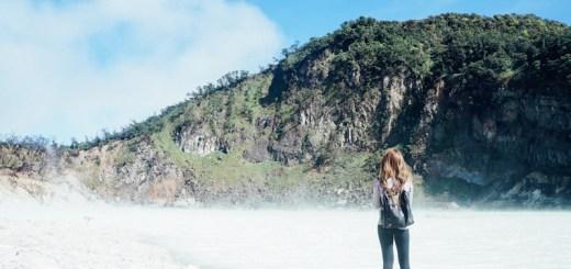 Kawah Putih Ciwidey ini adalah tempat wisata yang instagramable