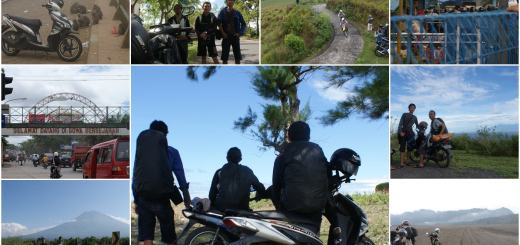 Kenapa Saya Lebih Suka Traveling Dengan Sepeda Motor - cover