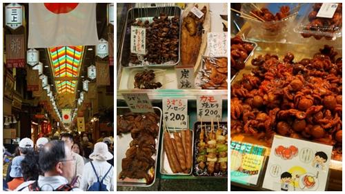 Kuliner Hore Di Nishiki Market!!