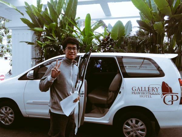 Media Trip : #Liburan Di Yogya, Sponsored By Gallery Prawirotaman Hotel Yogyakarta.