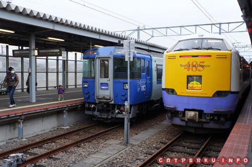 Limited Express Super Hakucho (Kanan)