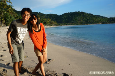 Love Journey To Senggigi :D
