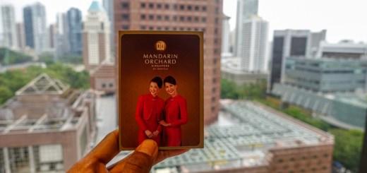 Mandarin Orchard, Best City Hotel Di Singapura