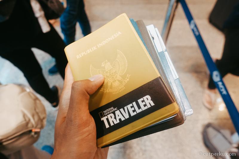 Masalah passport mungkin sepele, tapi nggak bisa dianggap remeh.