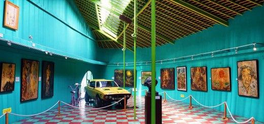 Mengagumi Koleksi Museum Affandi