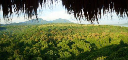 Menikmati Sepi Di Tepi Barat Pulau Bali