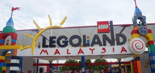 Menjadi Anak Kecil Lagi Di Legoland Malaysia