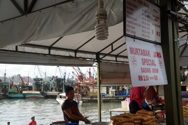 Murtabak Jawa Spesial dijual di Kota Kinabalu!