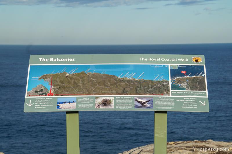 Next time, kalau ada kesempatan mau trekking di sepanjang pesisir Royal National Park