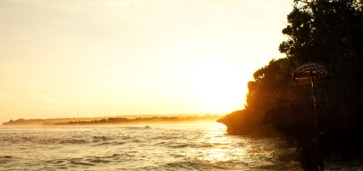 Nusa Dua Sunset cover