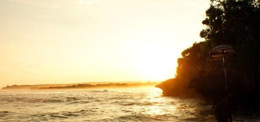 Nusa Dua Sunset cover