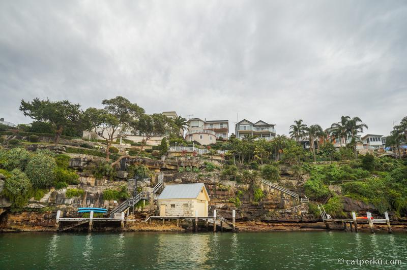 Orang kaya di Australia itu nggak cuma punya mobil, tapi punya perahu juga