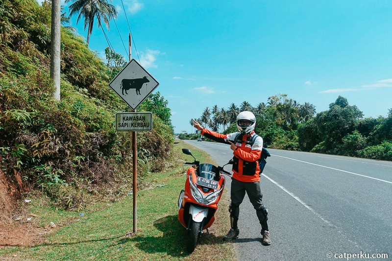 Pertamina Enduro Touring Go Out And Adventure Sumatera Jawa menempuh 5000 KM++