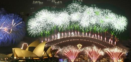 Pertunjukan kembang api di Sydney yang bikin saya kesengsem ingin liburan akhir tahun kesana!