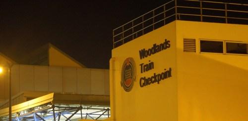 Ribetnya nyari Woodlands Train Check point buat menyeberang ke Malaysia