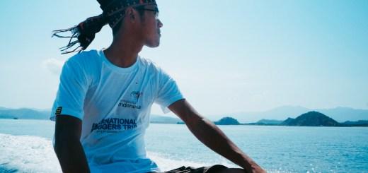 Saya percaya dengan masa depan cerah industri pariwisata Indonesia.