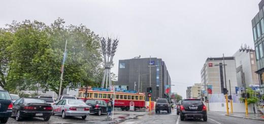 Selamat datang di Christchurch