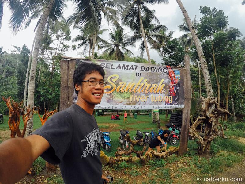 Selamat datang di Santirah River Tubing