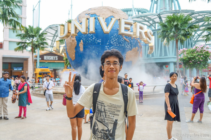 Solo backpacker ke Singapore, siapa takut!