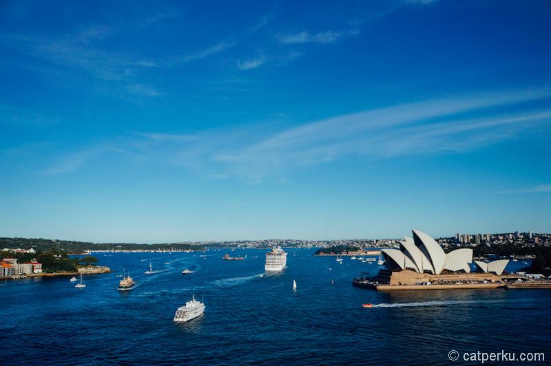 Selamat datang di Sydney!