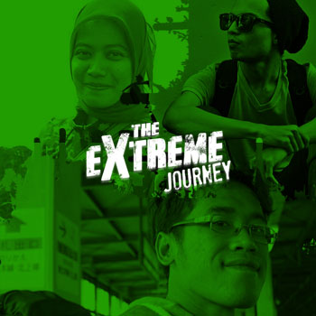 Team The Extreme Journey X3 Regional 1 Extrimist Jawa - Bali
