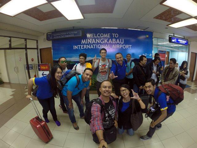 Tim XLNetRally dari Jakarta siap menggoyang Padang!