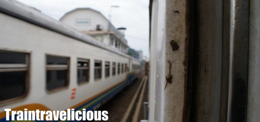 Traintravelicious - Cover