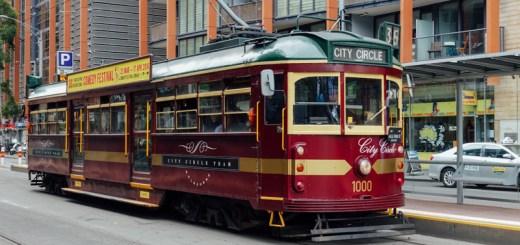 Tram favorit saya di Melbourne, City Circle Tram! Unik, asik dan gratis keliling city circle Melbourne! Liburan ke Melbourne wajib cobain ini, sekalian penghematan!