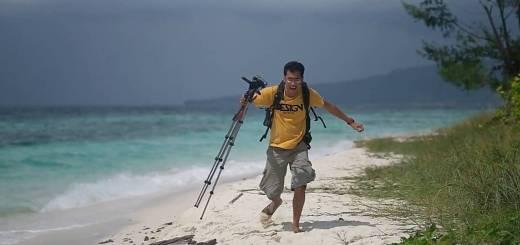 Travel vloggers Indonesia on duty~ Wkwkwkw!
