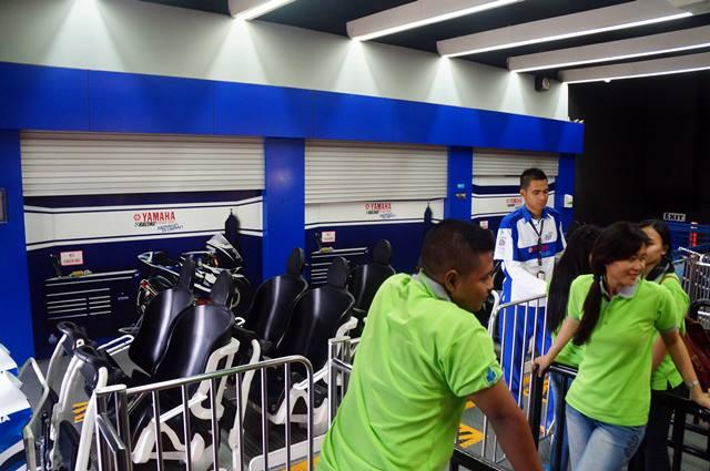 Yamaha Racing Coaster yang serem, menegangkan tapi nagih!