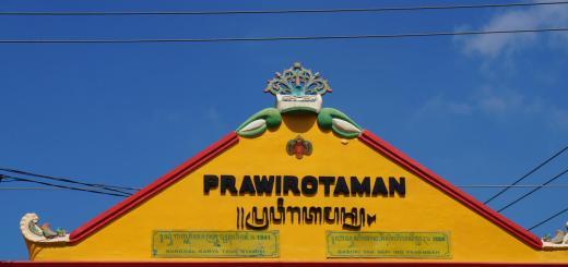 Balada Prawirotaman, Kampung Turis Di Yogyakarta.