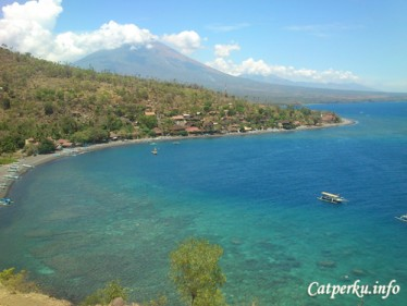 Jemeluk Bay, a little piece of heaven in Amed, East Bali