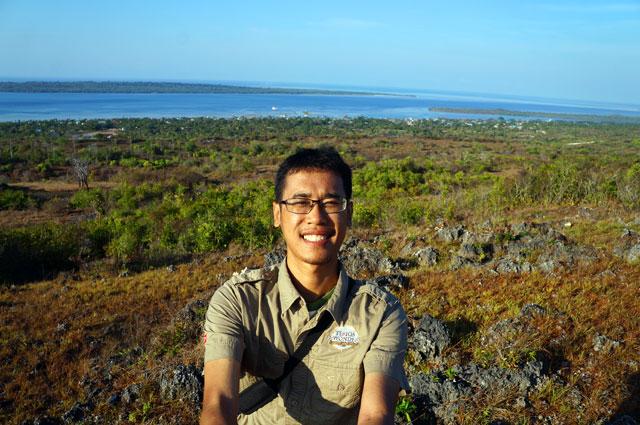 Karena pemandangan seperti ini, saya jadi jatuh cinta dengan Indonesia :)