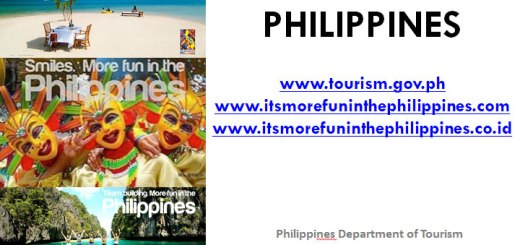 More Fun In The Philipines, saya di undang sama Philipines Departement Of Tourism