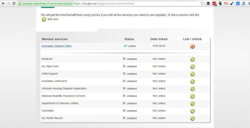 Semua fasilitas pemerintahan Australi dalam satu sistem. Bikin envy banget gak sih? Semua bisa dilakukan online? Save time, not wasting time :)