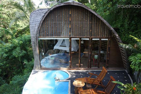 Traditional Eco-Villa in Nature sempurna buat honeymoon :3