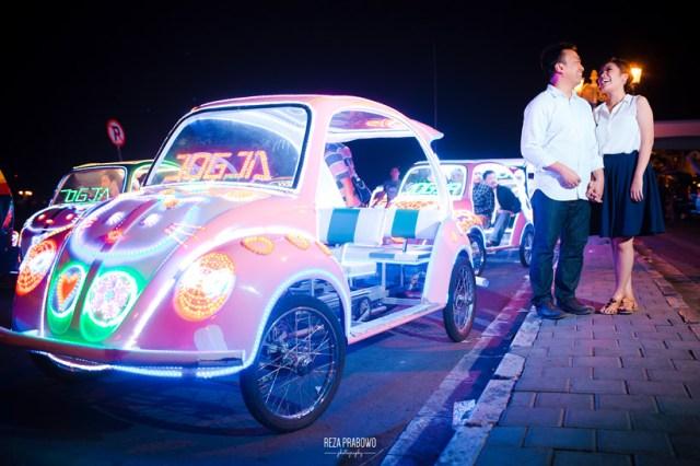 Alun - Alun Selatan, Yogyakarta bisa buat foto Pre Wedding lucu ala traveler.