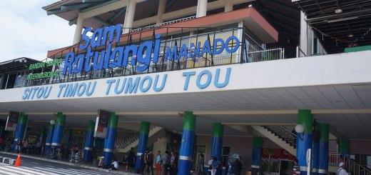 Selamat datang di Kota Manado, mari mulai jelajah Celebes Dari sini!