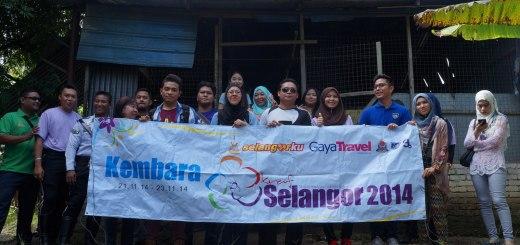 Travel Video - Cerita Dari Kembara Kraft Selangor 2014