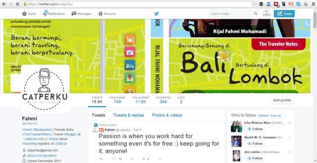 Akun Twitter catperku