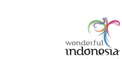 Logo indonesia travel
