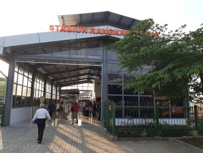 Rute Jadwal KRL Jakarta - Jadwal Kereta Rangkas Tanah Abang Terbaru Tahun 2020