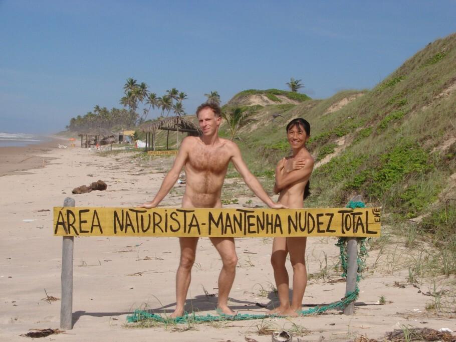 Casal Naturista/Flickr